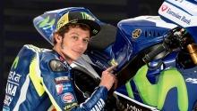Valentino Rossi Yamaha M1 2016