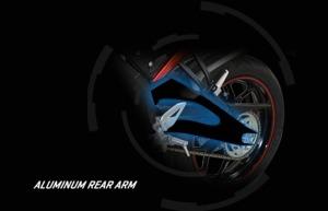 xabre aluminium arm