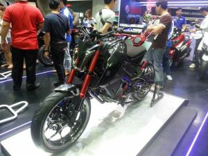 Yamaha Xabre M-Slaz Modification Hyper customConcept (2)