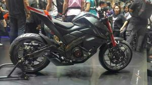 Yamaha Xabre M-Slaz Modification Hyper customConcept (3)
