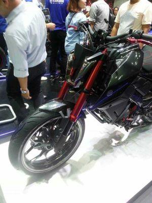 Yamaha Xabre M-Slaz Modification Hyper customConcept (4)