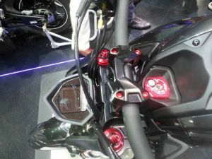 Yamaha Xabre M-Slaz Modification Hyper customConcept (6)
