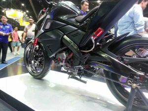 Yamaha Xabre M-Slaz Modification Hyper customConcept (7)