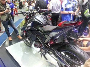 Yamaha Xabre M-Slaz Modification Hyper customConcept (8)