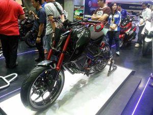 Yamaha Xabre M-Slaz Modification Hyper customConcept