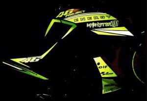 yellow kuning modifikasi Yamaha Xabre 150 M-Slaz (17)