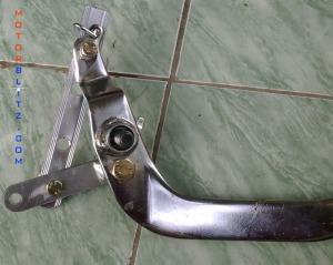 custom brake pedal