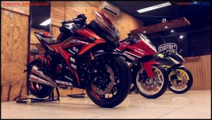 custom modifikasi cbr150r 2016 _ 2