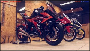 custom modifikasi cbr150r 2016 _