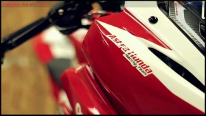 modifikasi cbr150r 2016 Racing Red Concept 2
