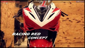 modifikasi cbr150r 2016 Racing Red Concept 21