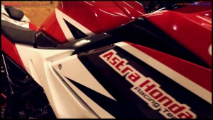 modifikasi cbr150r 2016 Racing Red Concept 6