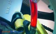 cara ganti minyak rem