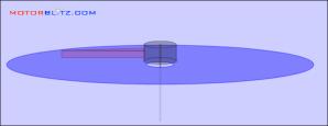 jarum speedometer indiglow 2