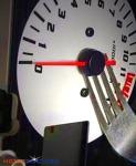 copot jarum speedometer _
