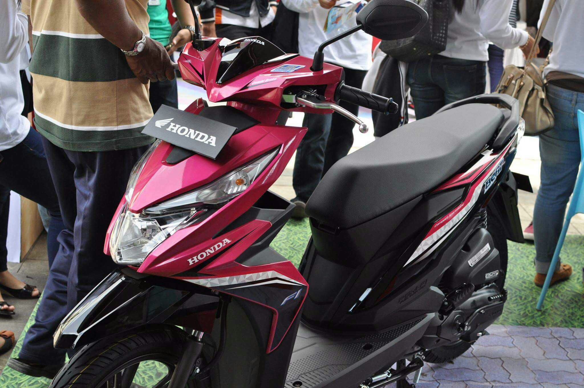 Koleksi 83 Modifikasi Honda Beat Esp Cbs Iss Terbaik Dan Terupdate