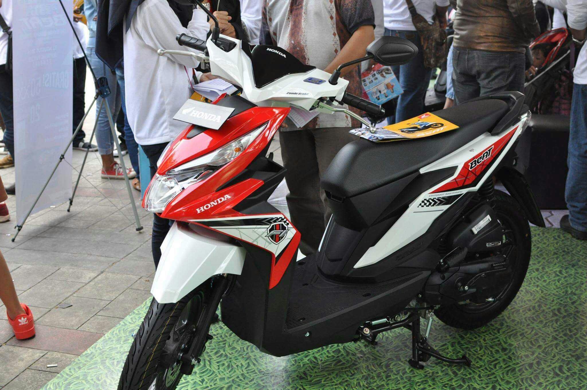 All New BeAT ESP Sepeda Motor Honda Terbaru By Astra Honda 14