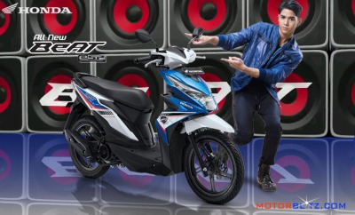 All new honda beat esp al