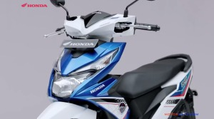 All new honda beat esp depan