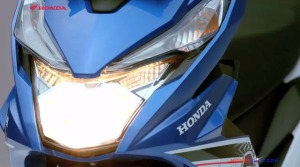 All new honda beat esp headlamp depan