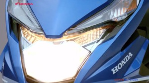 All new honda beat esp headlamp