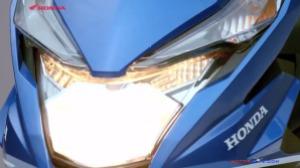 All new honda beat esp headlamp