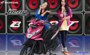 All new honda beat esp jkt48