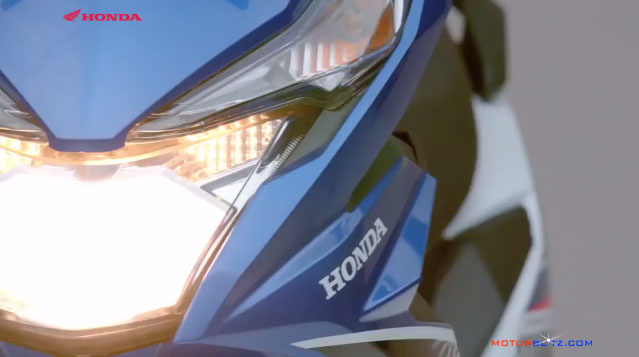 All new honda beat esp lampu depan 2