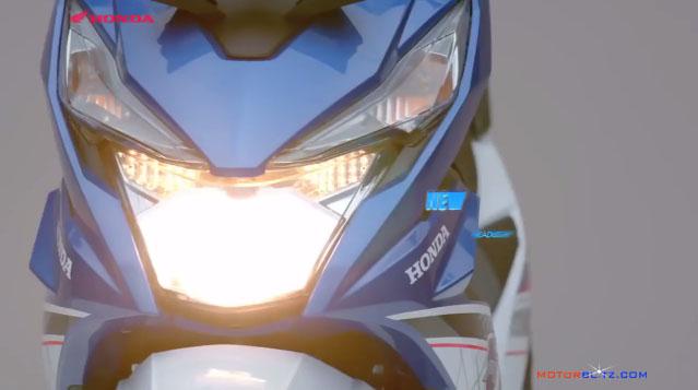 All new honda beat esp lampu depan
