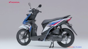 All new honda beat esp lsamping belakang