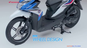 All new honda beat esp velg