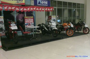 dealer honda beat