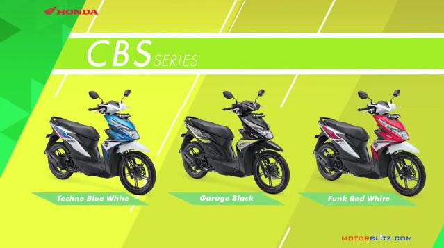 Apa Yang Baru Di All New Honda Beat Esp Keluaran Agustus 2016