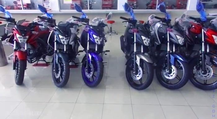 Motorblitz Di Tahun 2017 Ini Yamaha Indonesia Telah Merilis New Vixion R Dengan Waktu Bersamaan Juga All Bro Sis